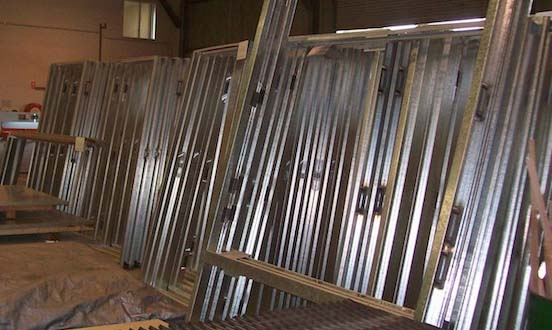 Steel Door Frames, Brisbane, QLD - Spartan Doors