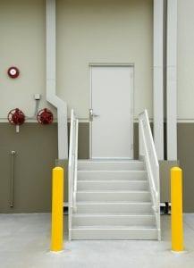 Industrial door specification
