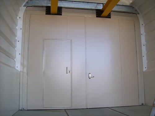 wicket doors