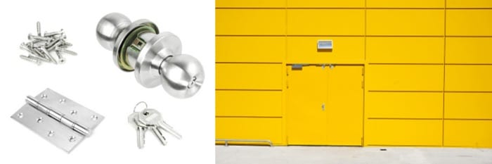 At Spartan Doors, We Know Protecting Your Business With The Proper Industrial  Doors And Hardware Is Critical To The Safety And Security Of Your Property.