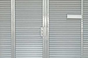 stainless steel louvre doors
