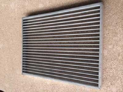 fire rated louvres