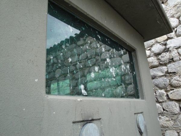 bullet resistant doors