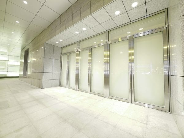 choose stainless steel door frames