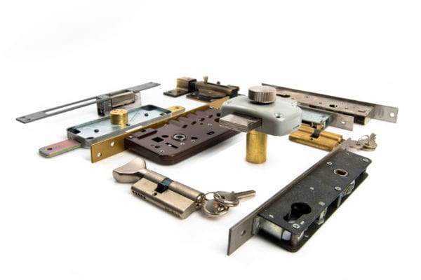 Choosing The Right Industrial Door Hardware