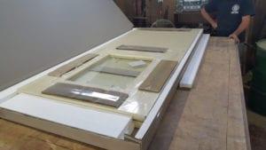 Container Doors - Panel