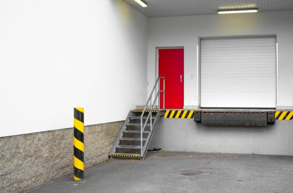 fortify security for entrance
